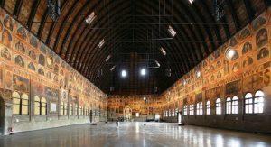 Palazzo della Ragione, Padua (photo Baggio-Corradi)